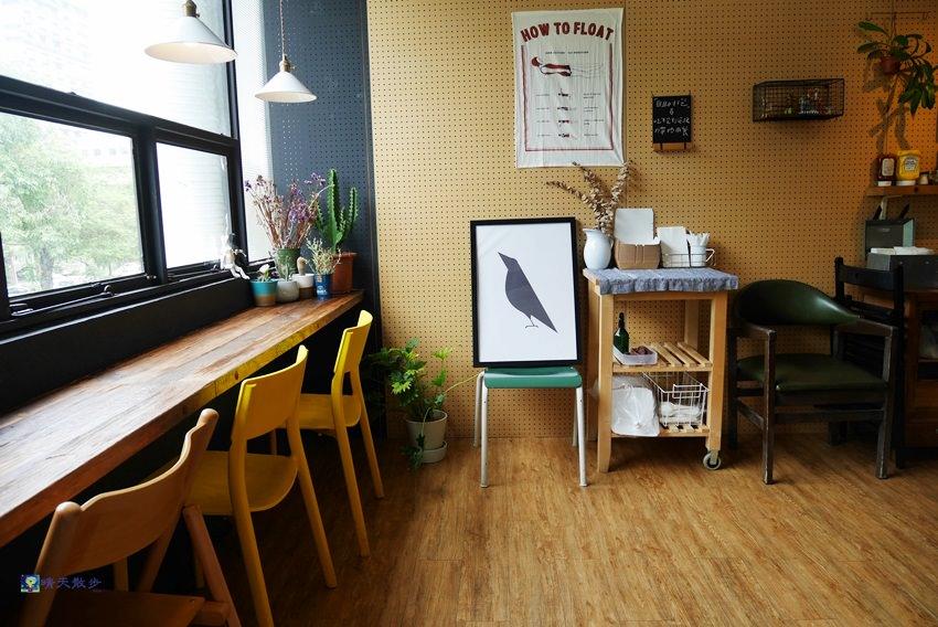 20170831143303 34 - 台中早午餐︱hoyo café~西區國美館綠園道老屋咖啡館 驚豔美味早午餐 吃不完打包抵兩餐