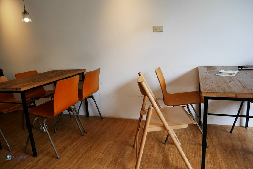 20170831143312 44 - 台中早午餐︱hoyo café~西區國美館綠園道老屋咖啡館 驚豔美味早午餐 吃不完打包抵兩餐