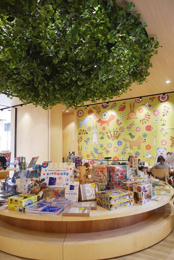 20170922095946 73 - 秀泰廣場小書房Petite Étude~中部最優雅的文青書店 IG打卡熱點 附設那個那個咖啡店