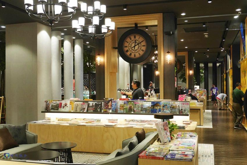 20170922095956 5 - 秀泰廣場小書房Petite Étude~中部最優雅的文青書店 IG打卡熱點 附設那個那個咖啡店