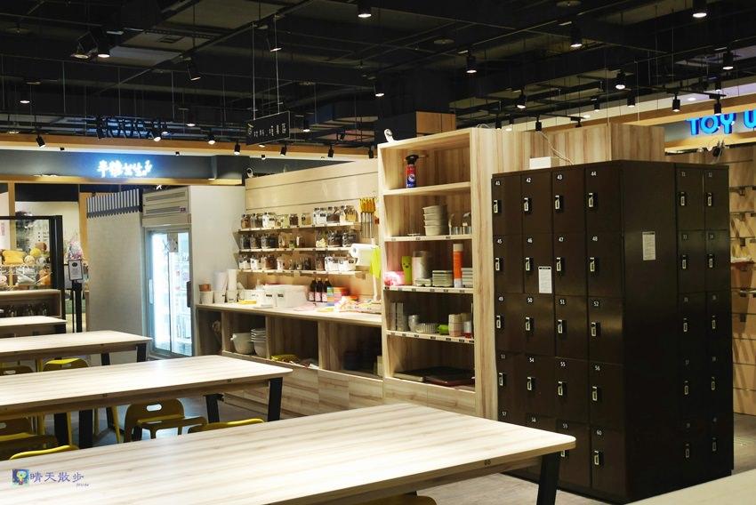 20170922100014 39 - 秀泰廣場小書房Petite Étude~中部最優雅的文青書店 IG打卡熱點 附設那個那個咖啡店