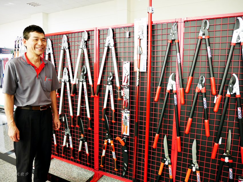 20171006002501 26 - 熱血採訪|維勝特企業Sunya~台灣之光打造台灣精品 長銷各國的優質園藝工具 輕巧省力好用的專利花剪、修枝剪