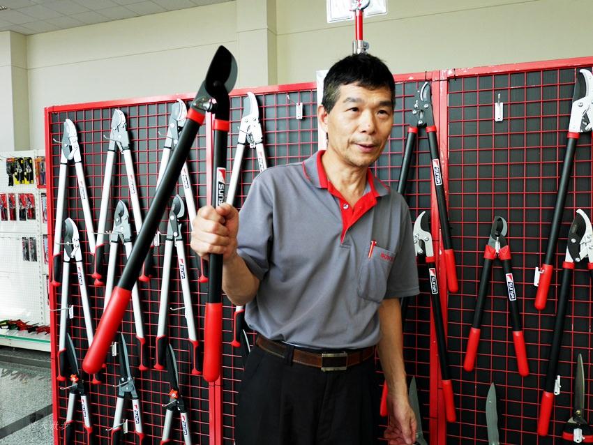 20171006002514 90 - 熱血採訪|維勝特企業Sunya~台灣之光打造台灣精品 長銷各國的優質園藝工具 輕巧省力好用的專利花剪、修枝剪