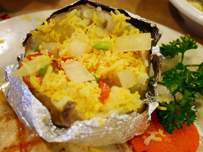 20171105001855 52 - 台中吃到飽|龐德羅莎牛排沙拉中港店PONDEROSA~點排餐送沙拉吧吃到飽 小資家庭善用週三家庭日省更多