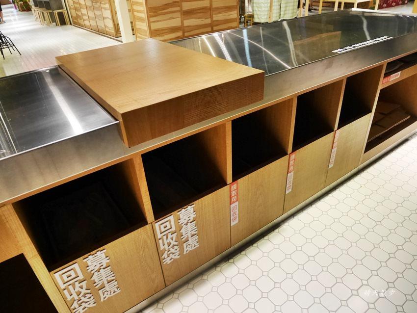 20171109105528 22 - 減塑生活|台中金典綠園道第六市場 回收袋募集 買菜兼減塑 塑膠袋回收再利用