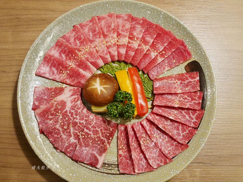 20171206002917 66 - 熱血採訪︱台中西屯燒肉:雲火日式燒肉~日本頂級黑毛和牛驚豔登場 點套餐加價購只要680元/100公克 期間限定別錯過