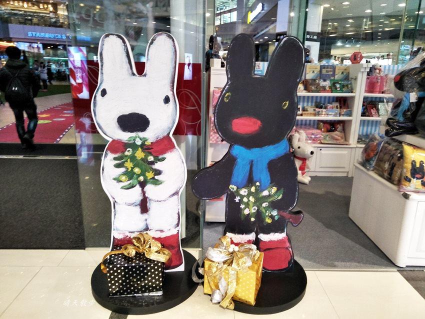 20171215101854 43 - 大魯閣新時代購物中心|2017麗莎和卡斯柏聖誕派對 最受歡迎的法國經典繪本角色 全台最高室內聖誕樹