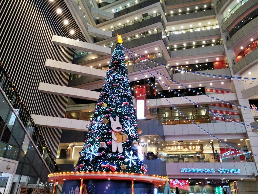 20171215101858 56 - 大魯閣新時代購物中心|2017麗莎和卡斯柏聖誕派對 最受歡迎的法國經典繪本角色 全台最高室內聖誕樹