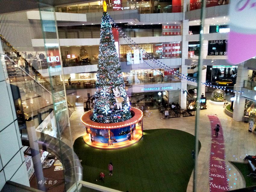 20171215101906 6 - 大魯閣新時代購物中心|2017麗莎和卡斯柏聖誕派對 最受歡迎的法國經典繪本角色 全台最高室內聖誕樹