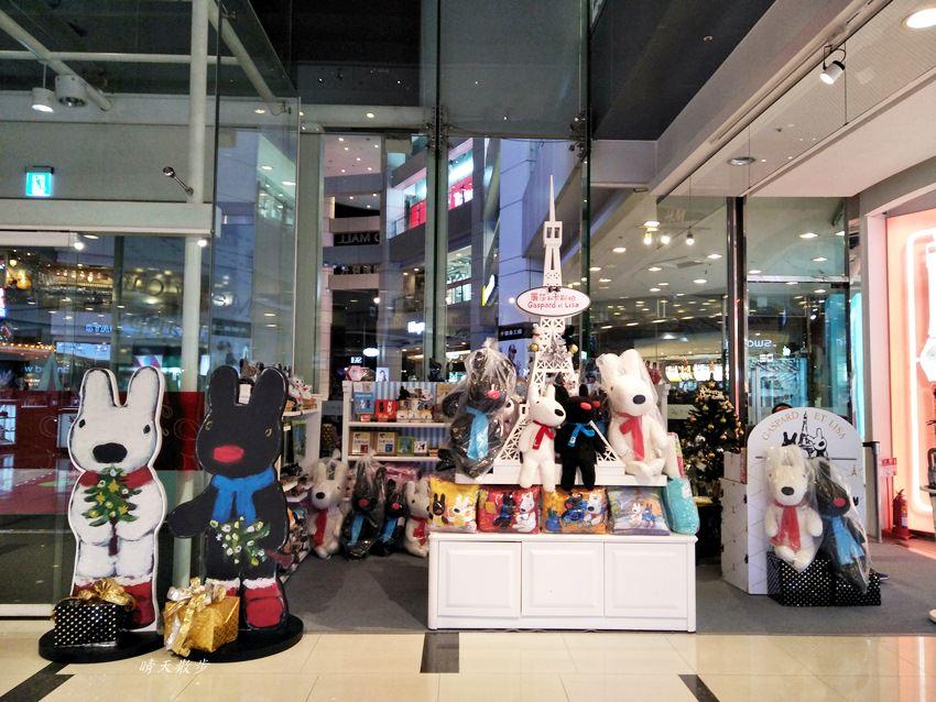20171215101907 77 - 大魯閣新時代購物中心|2017麗莎和卡斯柏聖誕派對 最受歡迎的法國經典繪本角色 全台最高室內聖誕樹