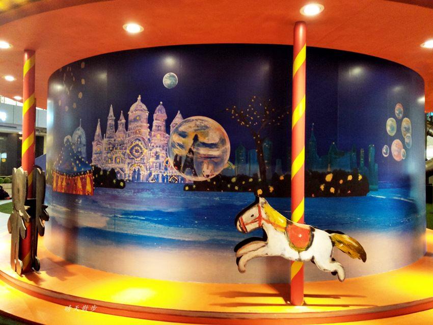 20171215101915 80 - 大魯閣新時代購物中心|2017麗莎和卡斯柏聖誕派對 最受歡迎的法國經典繪本角色 全台最高室內聖誕樹
