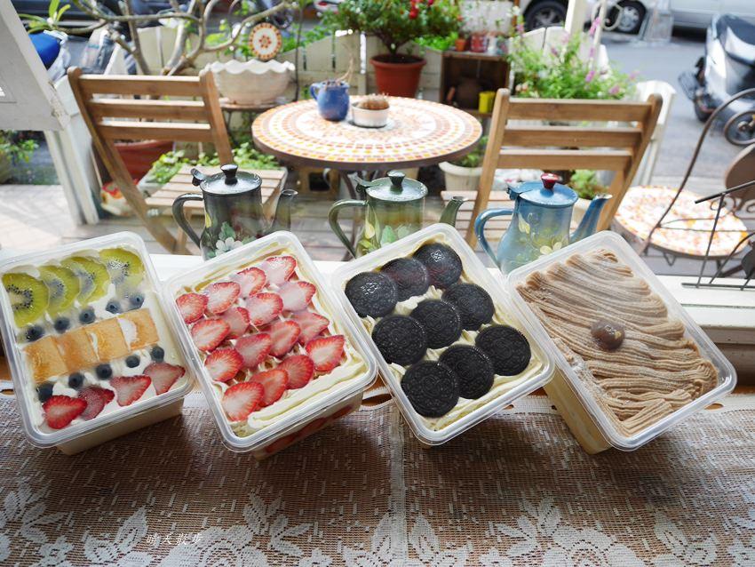 20171226094043 98 - 熱血採訪|Yummy Sweets雅蜜斯牛軋堂~隱身巷弄的夢幻鄉村風甜點店 下午茶、伴手禮、彌月禮盒都吸睛 不是甜點控 也會愛上它