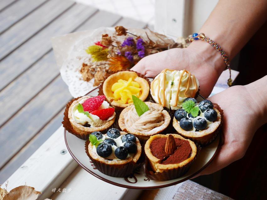 20171226094133 18 - 熱血採訪|Yummy Sweets雅蜜斯牛軋堂~隱身巷弄的夢幻鄉村風甜點店 下午茶、伴手禮、彌月禮盒都吸睛 不是甜點控 也會愛上它
