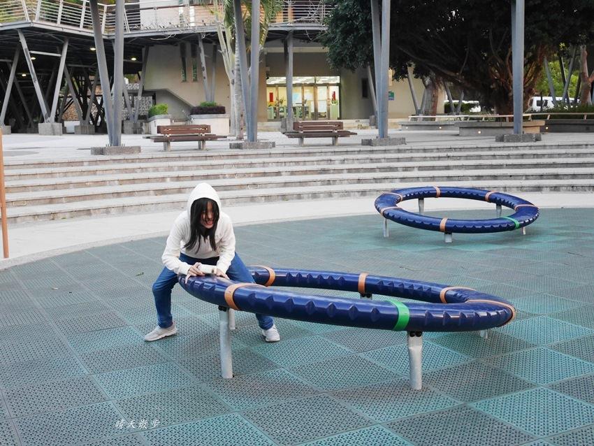 20180116002029 49 - 台中一日遊|清水鰲峰山公園~好好玩的競合遊戲體驗場 跑酷競技親子同樂
