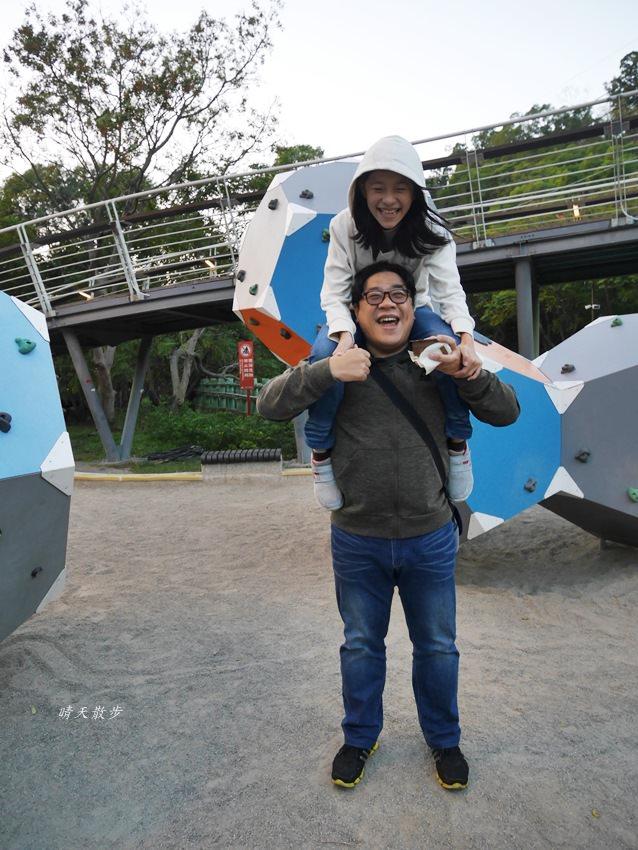 20180116002041 83 - 台中一日遊|清水鰲峰山公園~好好玩的競合遊戲體驗場 跑酷競技親子同樂