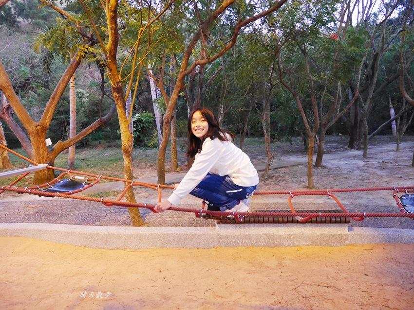 20180116002139 34 - 台中一日遊|清水鰲峰山公園~好好玩的競合遊戲體驗場 跑酷競技親子同樂