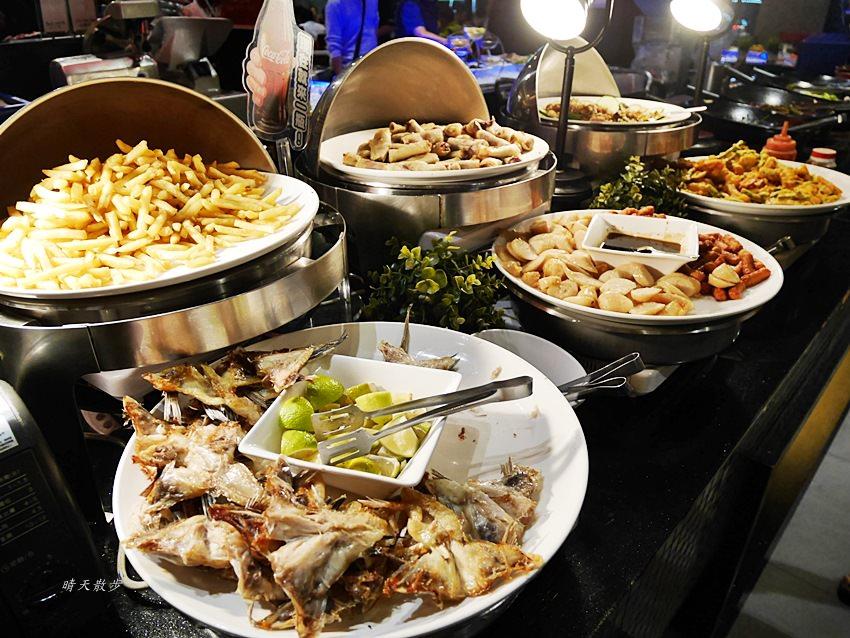 20180116082905 83 - 台中吃到飽 |千葉火鍋豐原旗艦店~小火鍋吃到飽 熟食、熱炒好豐富 還有現切肉片