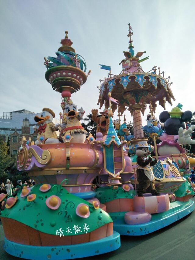 東京迪士尼樂園 陸地日間遊行「幸福在這裡」至 2018 年 4 月 9 日止