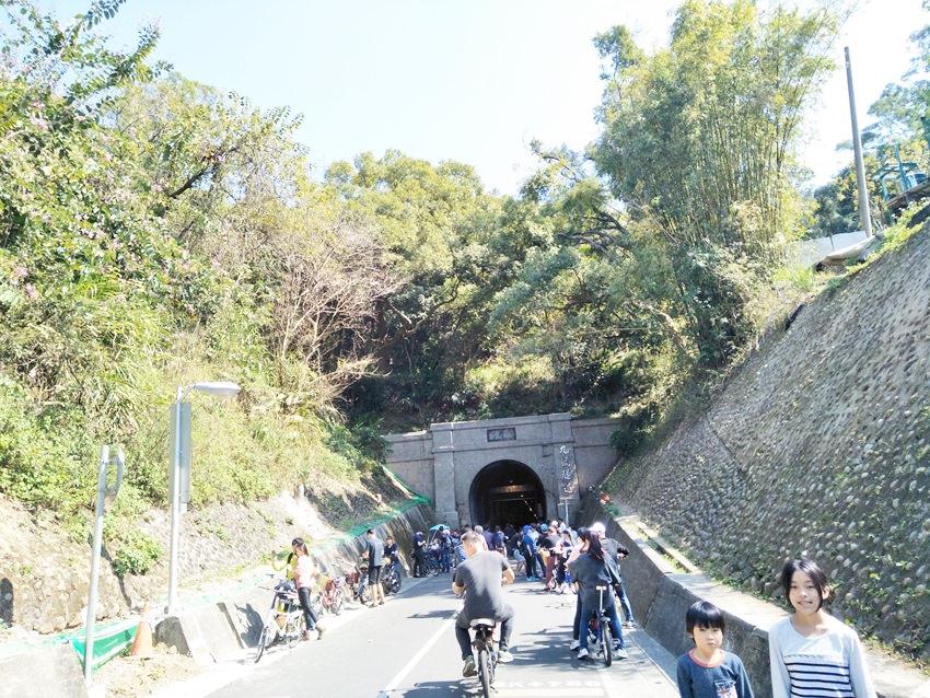 20180220150841 64 - 台中一日遊|后豐鐵馬道,騎單車過花樑鋼橋、九號隧道 可騎到台中花博后里馬場森林園區