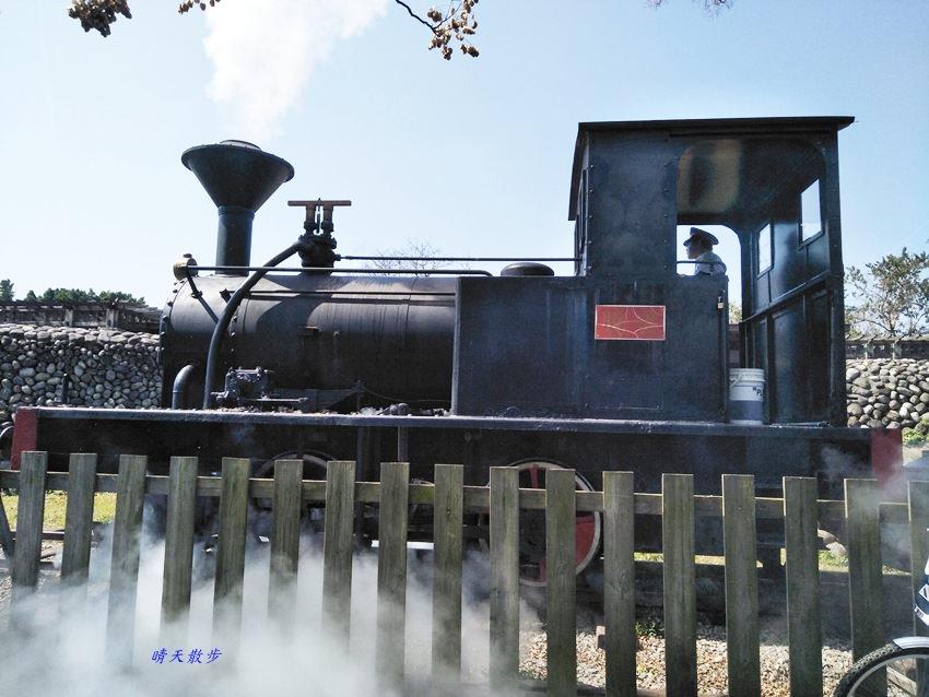 台中親子遊|東豐綠色走廊好好玩!騎車兼賞櫻 還有週末限定的復古小火車!