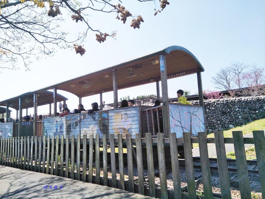 20180220155330 72 - 台中親子遊|東豐綠色走廊好好玩!騎車兼賞櫻 還有週末限定的復古小火車!