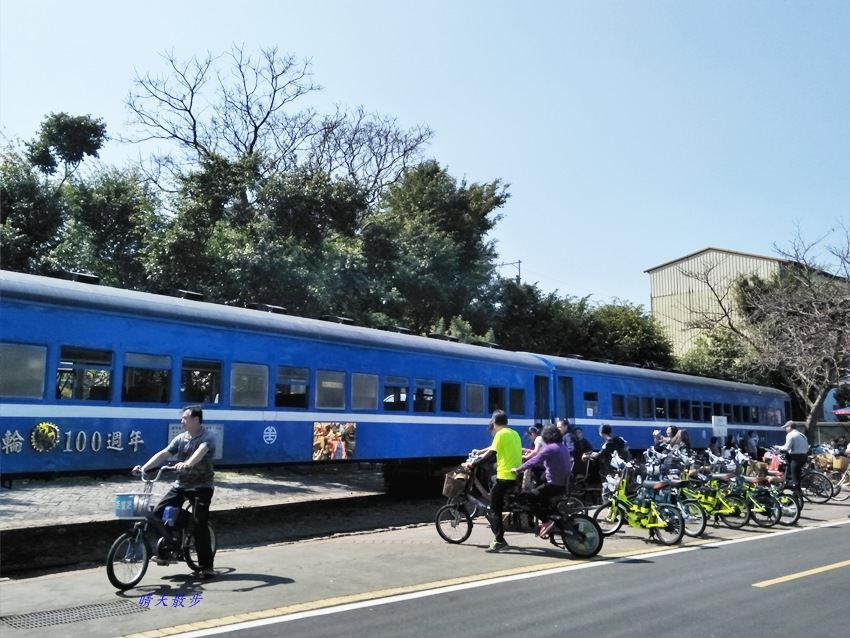 20180220155346 77 - 台中親子遊|東豐綠色走廊好好玩!騎車兼賞櫻 還有週末限定的復古小火車!