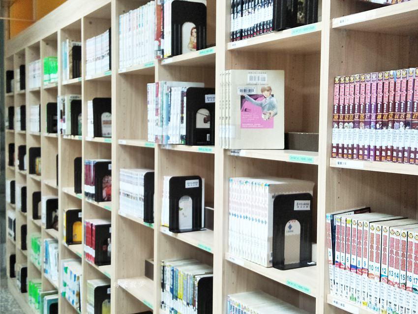 20180319210657 17 - 台中西區圖書館~從繪本、童書看到漫畫 精誠路上的圖書館好鄰居 借書集點送獎品
