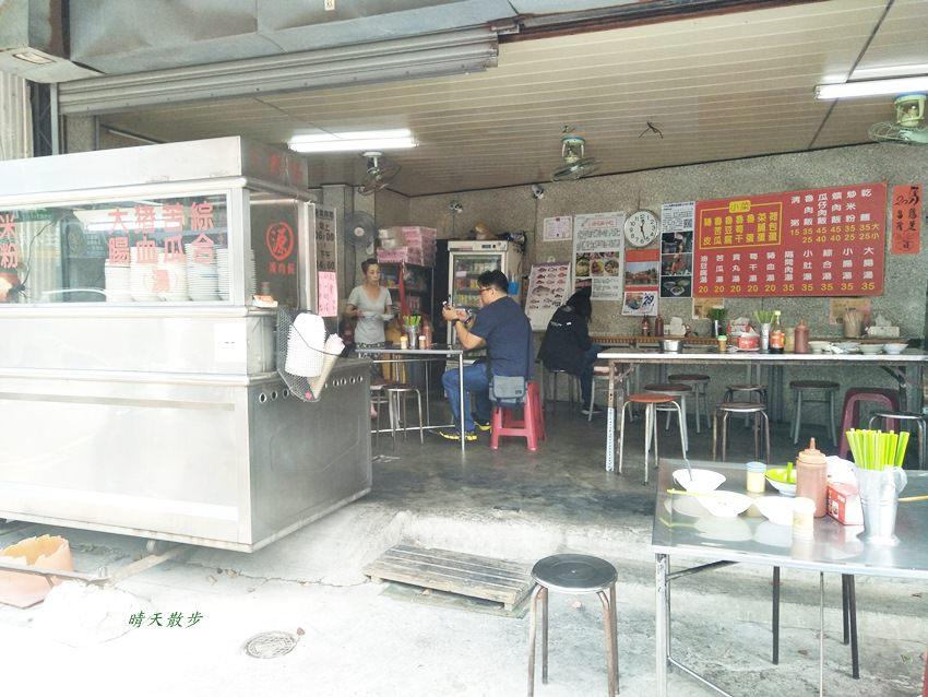 20180329195429 61 - 南屯小吃|源爌肉飯~傳統炒麵、豬血湯、大腸湯 黎明路的銅板價古早味美食
