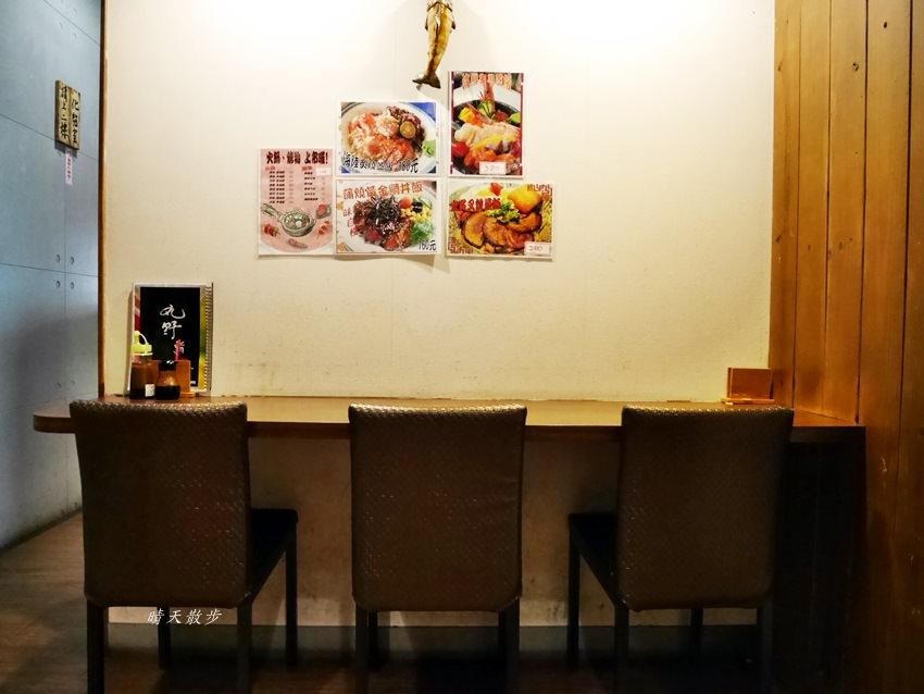 20180402104906 16 - 熱血採訪|丸野鮨日式料理~科博館附近平價日式食堂 炸豬排、親子丼、小火鍋 內用附免費味噌湯、飲料、冰淇淋