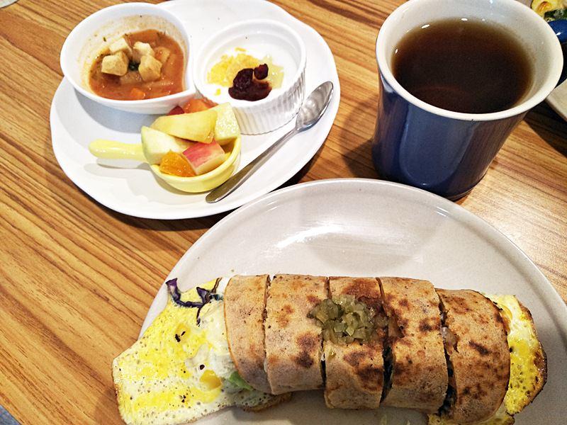 20180413105439 21 - 西區早午餐|初好食True House~蛋餅、貝果早午餐專門店 不塑之客環保愛店