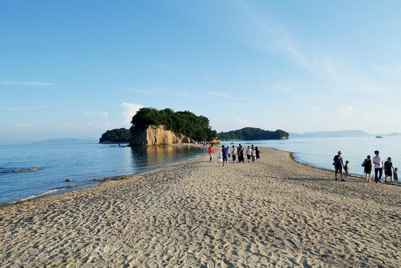 小豆島景點 天使的散步道 瀨戶內海跳島小旅行
