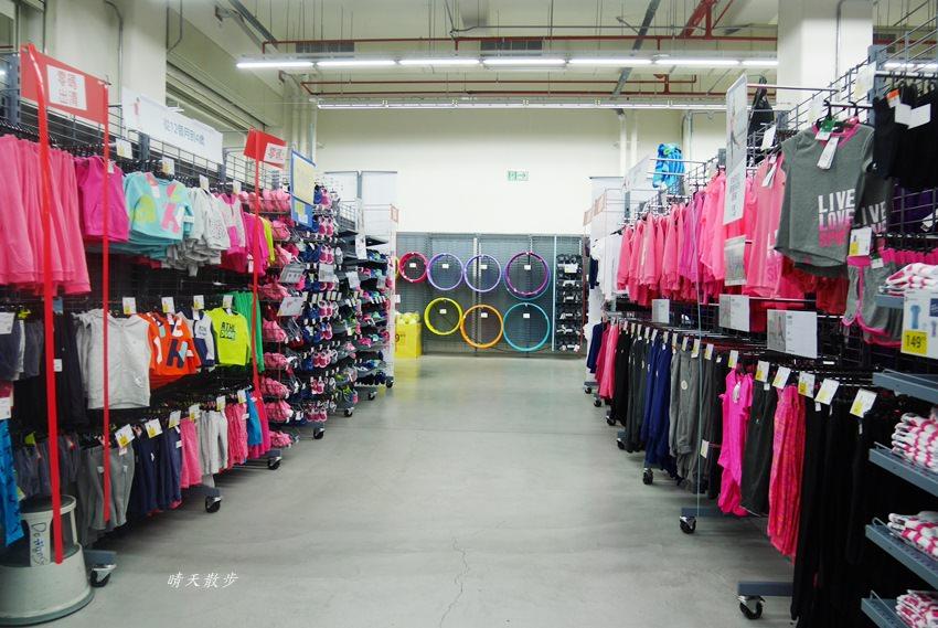 20180507094712 29 - 迪卡儂南屯店~不是運動咖也愛逛的大型運動用品店 假日千萬不要去!