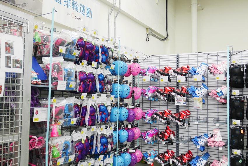 20180507094736 56 - 迪卡儂南屯店~不是運動咖也愛逛的大型運動用品店 假日千萬不要去!