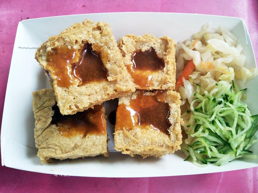 20180531214451 66 - 一中街小吃 迷你一口臭豆腐~非排隊美食一樣很美味 就在21臭豆腐對面