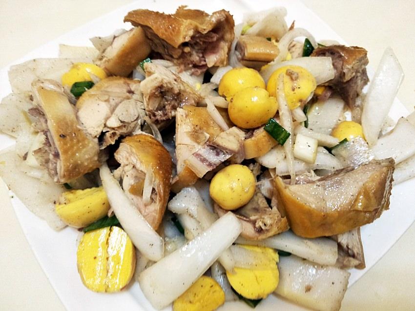 20180601154402 94 - 精誠路小吃|鼎味鹹水雞~菜色豐富的鹽水雞 開到晚上十二點