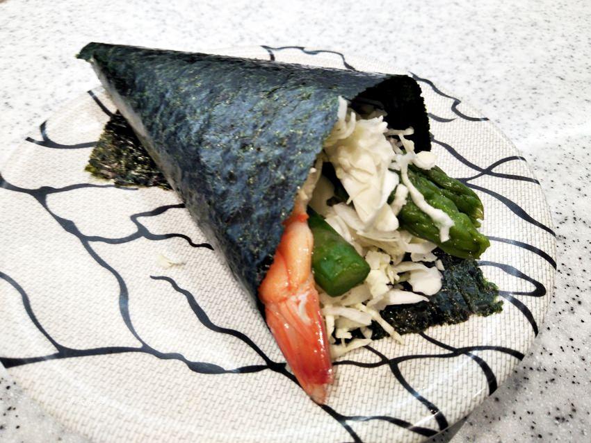 20180602153559 43 - 点爭鮮勤美店|迴轉壽司觸控式點餐 新幹線火車送餐挺有趣