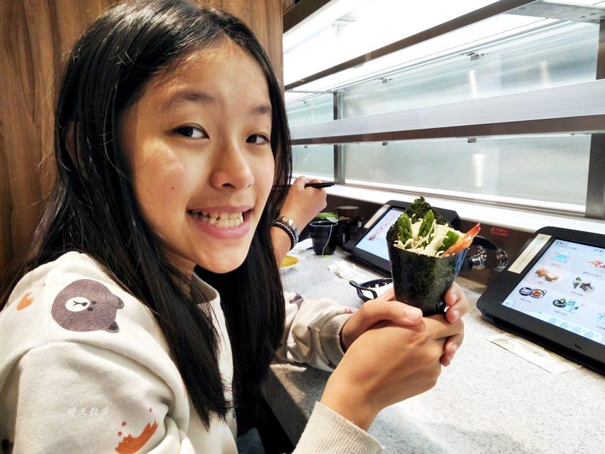 20180602153604 36 - 点爭鮮勤美店|迴轉壽司觸控式點餐 新幹線火車送餐挺有趣