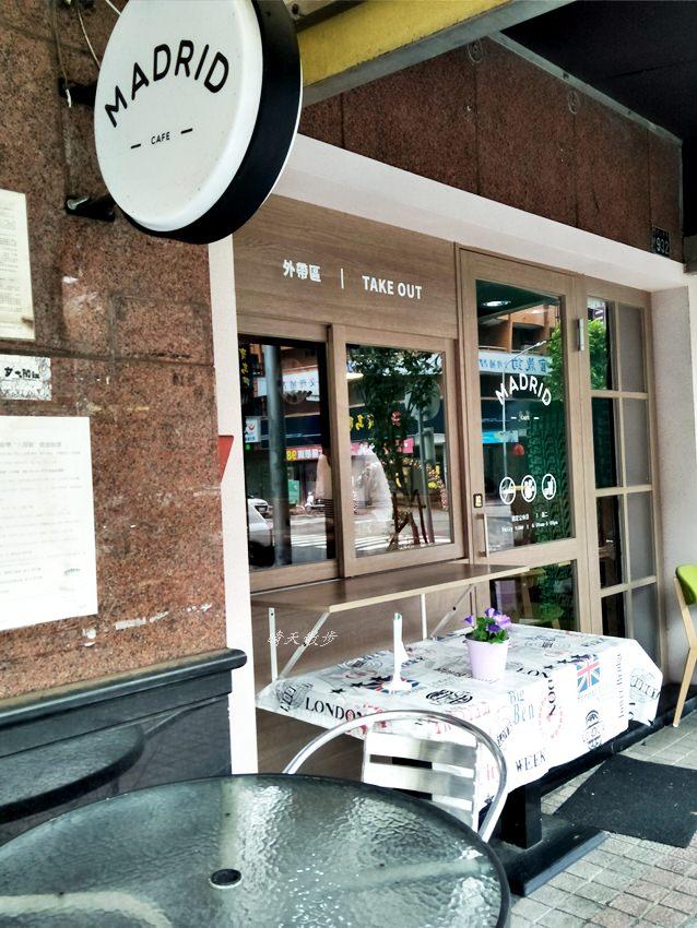 20180703170139 100 - 台中平價早午餐|馬德里咖啡Madrid Cafe~近豐樂雕塑公園
