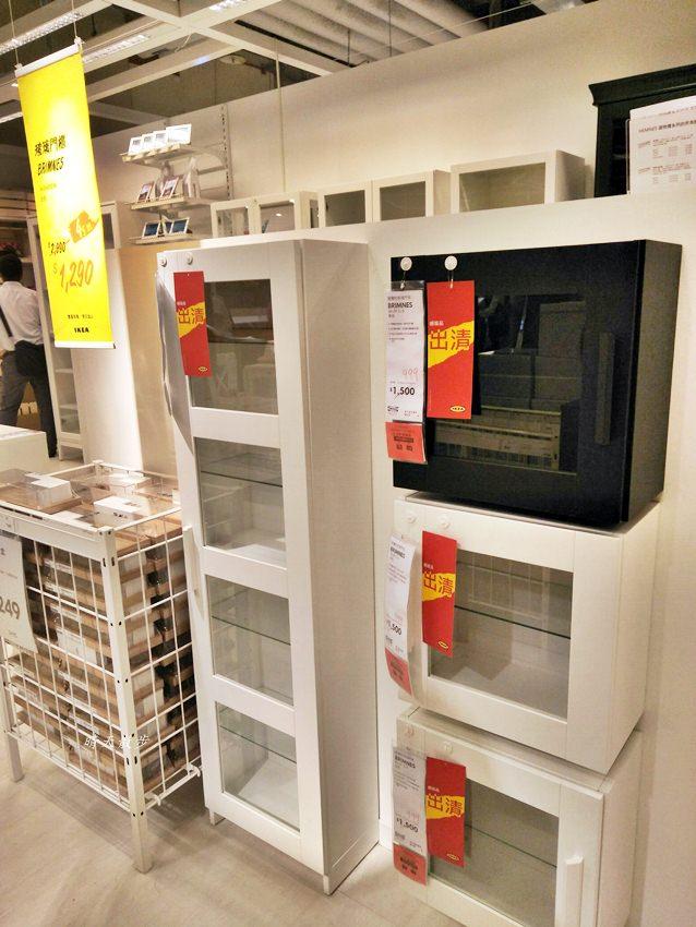 20180713190600 58 - 台中IKEA絕版品出清 暑假檔開跑!全面五折起 來去尋寶吧!