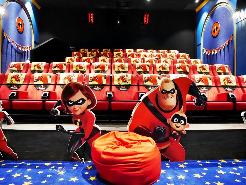 20180802143430 6 - 熱血採訪|台中秀泰影城~迪士尼皮克斯動畫廳 看迪士尼電影的首選 超人特攻隊2 好拍好玩好好看!