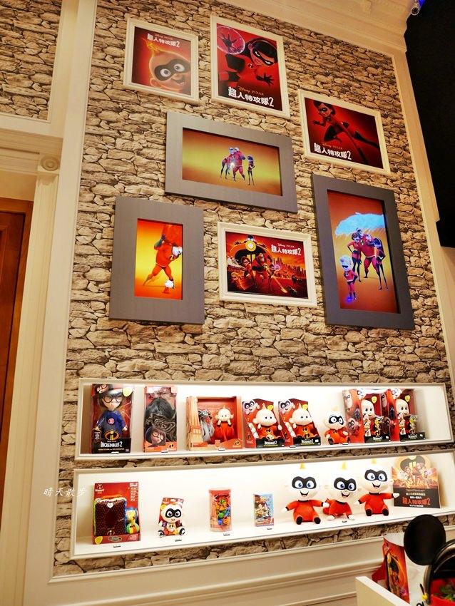 20180802143512 33 - 熱血採訪|台中秀泰影城~迪士尼皮克斯動畫廳 看迪士尼電影的首選 超人特攻隊2 好拍好玩好好看!