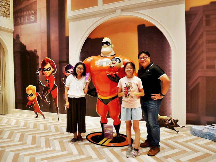 20180802143609 28 - 熱血採訪|台中秀泰影城~迪士尼皮克斯動畫廳 看迪士尼電影的首選 超人特攻隊2 好拍好玩好好看!