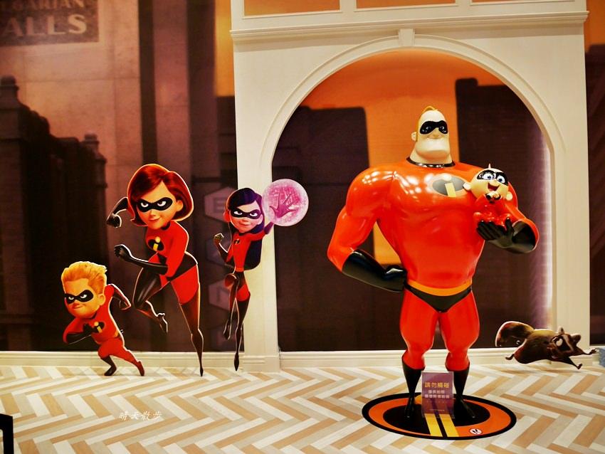 20180802143612 44 - 熱血採訪|台中秀泰影城~迪士尼皮克斯動畫廳 看迪士尼電影的首選 超人特攻隊2 好拍好玩好好看!