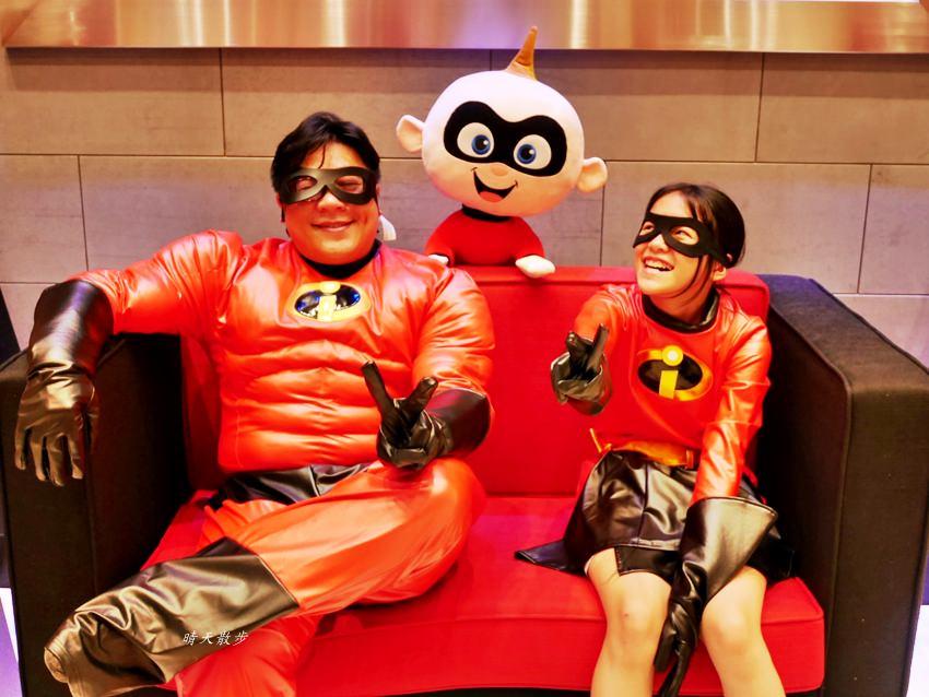 20180803132044 17 - 熱血採訪|台中秀泰影城~迪士尼皮克斯動畫廳 看迪士尼電影的首選 超人特攻隊2 好拍好玩好好看!