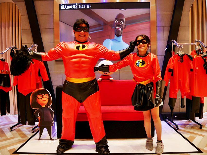 20180803132047 67 - 熱血採訪|台中秀泰影城~迪士尼皮克斯動畫廳 看迪士尼電影的首選 超人特攻隊2 好拍好玩好好看!