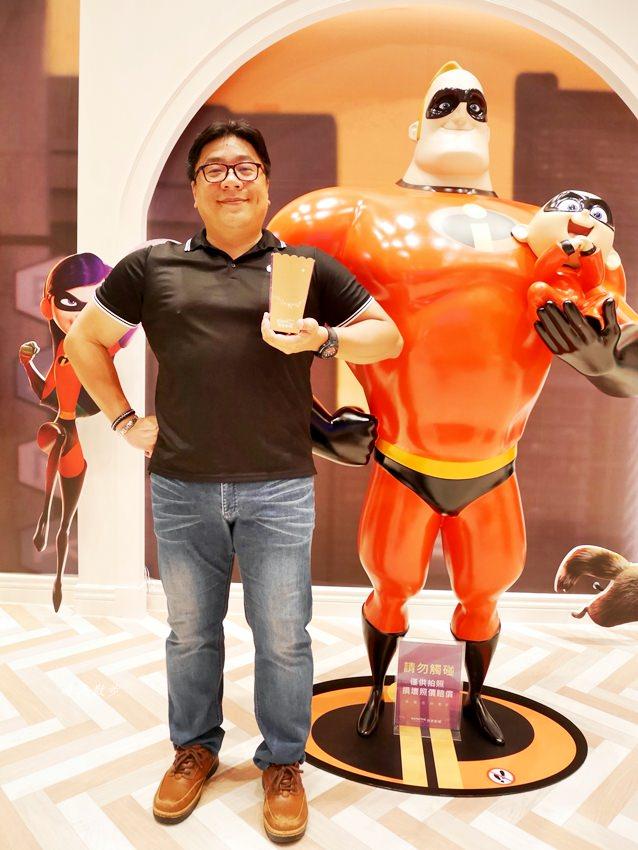 20180803132138 82 - 熱血採訪|台中秀泰影城~迪士尼皮克斯動畫廳 看迪士尼電影的首選 超人特攻隊2 好拍好玩好好看!