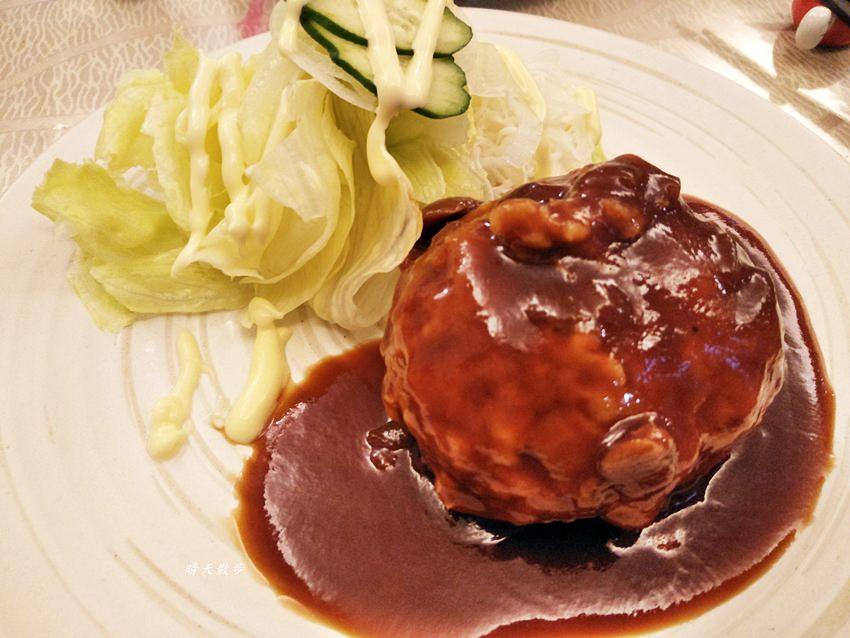 20180804110653 41 - 台中日式|安西媽媽的家庭料理~華美街日式餐廳 日本家常味  豐潤多汁漢堡排