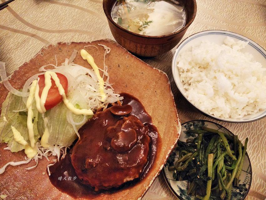 20180804110657 22 - 台中日式|安西媽媽的家庭料理~華美街日式餐廳 日本家常味  豐潤多汁漢堡排