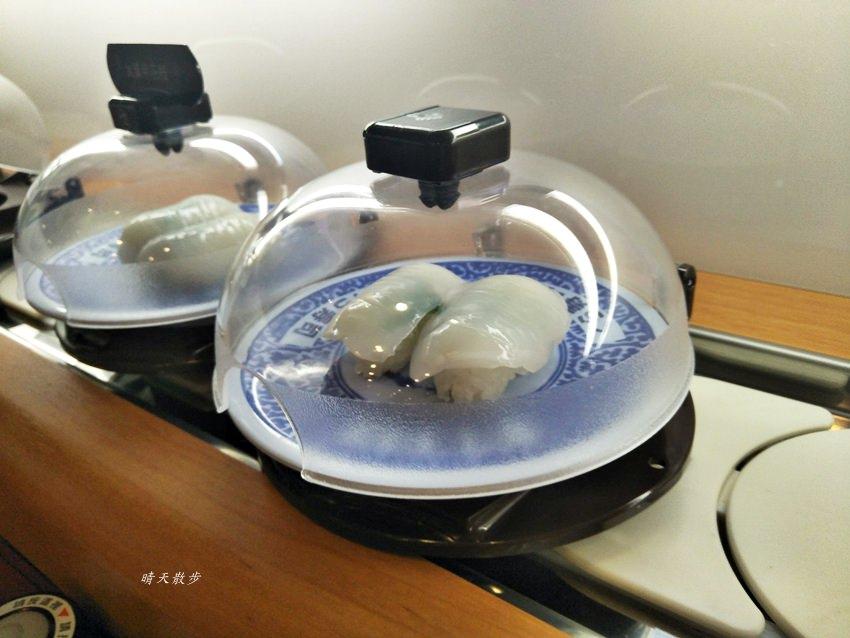 20180805203341 48 - 藏壽司台中文心秀泰店~來自日本的くら寿司 一盤40元平價迴轉壽司 吃五盤抽扭蛋