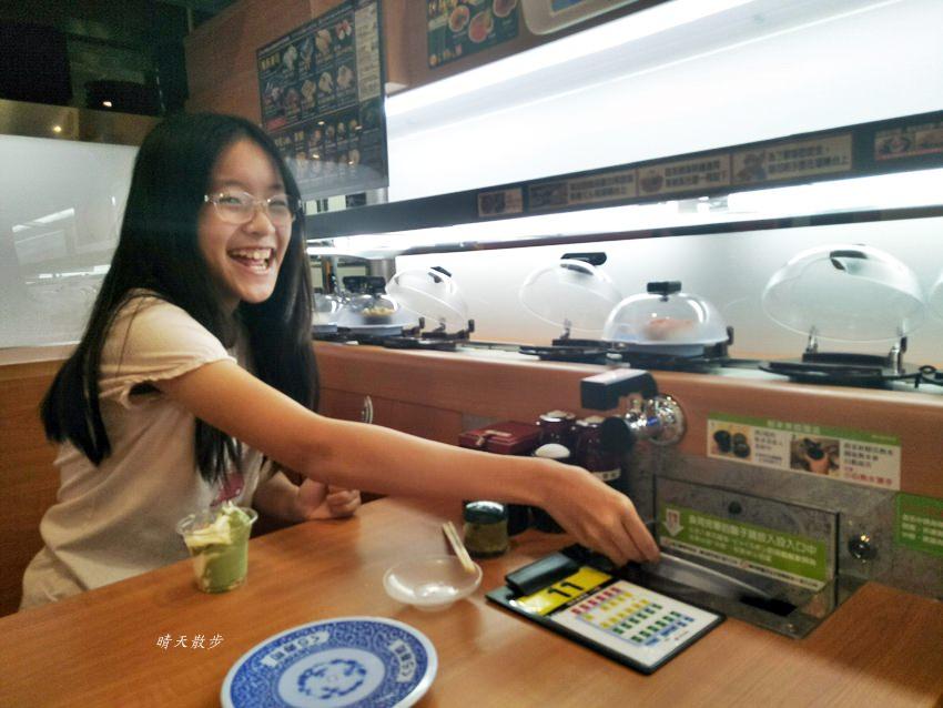 20180805203403 20 - 藏壽司台中文心秀泰店~來自日本的くら寿司 一盤40元平價迴轉壽司 吃五盤抽扭蛋